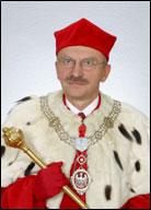 Jego Magnificencja Rektor prof. dr hab. Bronisław Marciniak
